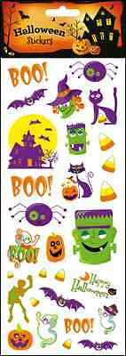 """Fantastic Fun Stickers """" Halloween """" For Cards & Craft"""