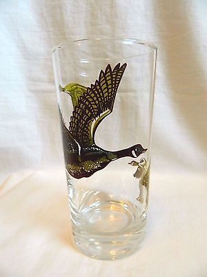 Boscul Peanut Butter Geese Beverage Drinking Glass No Name