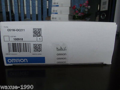 1pcs New Omron PLC module CS1W-OC211