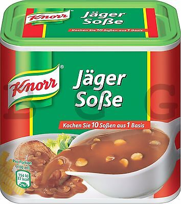 Knorr Germany - Hunter Sauce - 2 Liter Gravy - German Production