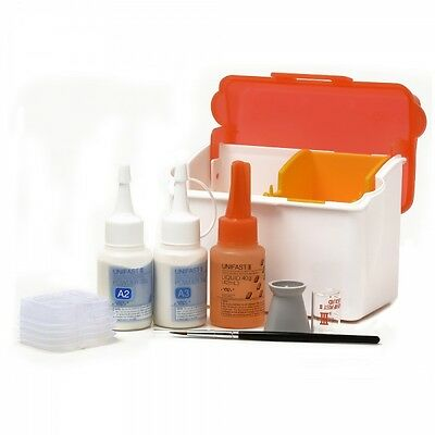 Unifast Iii Gc Intro Pack. Dental Self-Curing Resin For Temporary Inlays.