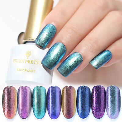 5/10ml Nail Chameleon UV Gel BORN PRETTY Soak Off Polish Nail Art Polish Varnish