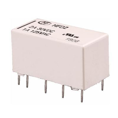 Hongfa Subminiature Latching Relay 12v