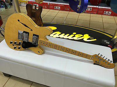 1976 Fender Starcaster ** Outstanding Condition ** Natural Blonde flame