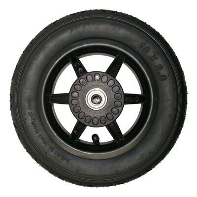 Mountain Buggy Spare Part - Swift / Duet 10inch Complete Rear Wheel (2010 - On)