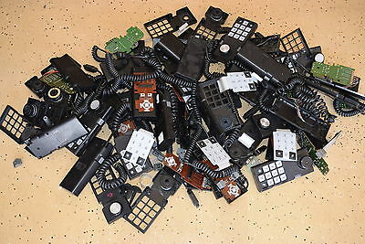 Huge Lot Of Official OEM Colecovision Hand Controller Parts