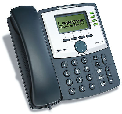Linksys SPA941 IP Phone - 4 Lines - Best Entry Level Phone