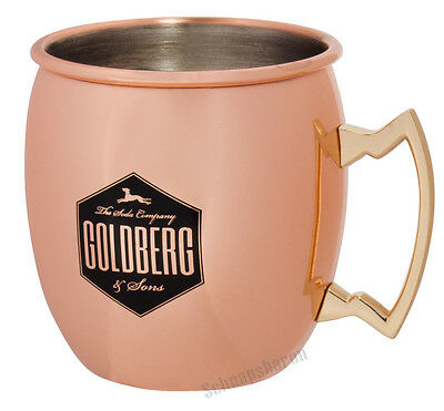 goldberg copper mug moscow mules becher cocktailbecher 2 st ck ca 0 5 l inhalt eur 15 50. Black Bedroom Furniture Sets. Home Design Ideas