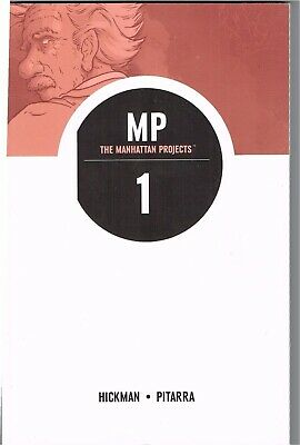 MANHATTAN PROJECTS TP VOL 01 SCIENCE BAD Image Comics Softcover - Vault 35