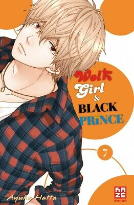 Wolf Girl & Black Prince - Band 07 Manga NEU