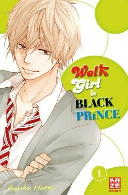 Wolf Girl & Black Prince - Band 01 Manga NEU