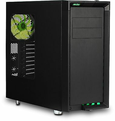 Nanoxia CoolForce 2 ATX Midi Tower Chassis