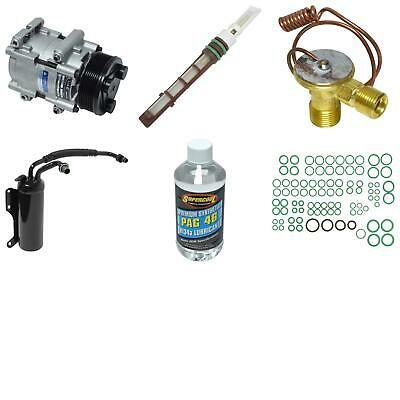 New A//C Compressor and Component Kit KT 2068-7C3Z19703AA F-150 Mark LT
