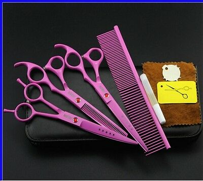 Professional Dog Grooming Scissors Shears Japanese Stainless