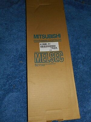*USA SELLER* NEW*  Mitsubishi A1S68B-S1 9707C Rack Extension 8 Slot