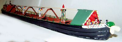 O Scale Unpainted Models Kit 72ft Star Class Narrow boat -Butty Boat OM4