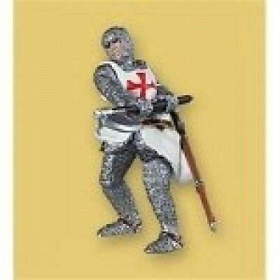 Papo 39383 Templar Knight Figure. Free Delivery