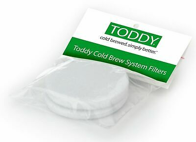 NEW TODDY COLD BREW COFFEE SYSTEM FILTERS SET OF 2 Filter Espresso Coffee Brew