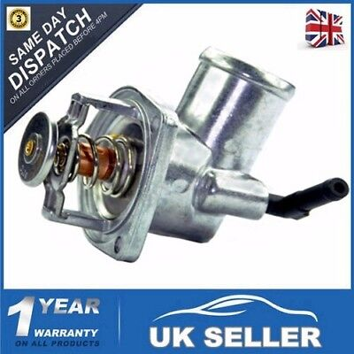 Engine Coolant Thermostat Housing For Vauxhall Opel Astra Zafira 1.6 16V 1.8 CNG