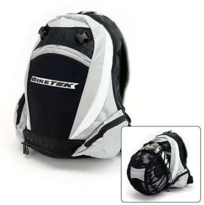 Bike-It Motorbike Motorcycle Cycle Scooter Bike-Tek Back Pack Rucksack Bag