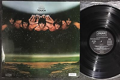 Touch-Touch.Lp.1970.Spain.London Records.Cps 9049. Psychedelic Rock, Prog Rock