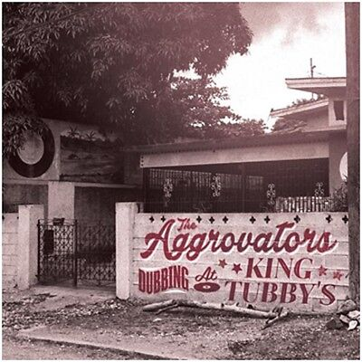 The Aggrovators - Dubbing at King Tubby's - New Vinyl LP