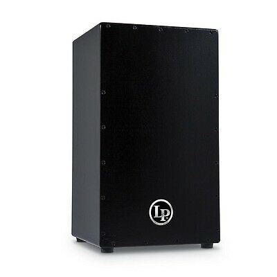Latin Percussion LP Black Box Cajon, LP1428NY, Brand New