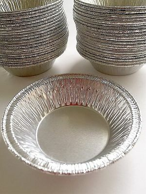 "3"" Aluminum Foil Tart Pan A90 Wilkinson Disposable Mini Pie Tin"