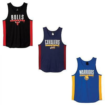 adidas Herren NBA Tank Winter Hoops