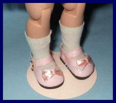 """PINK Patent MaryJane SHOES for 10"""" PATSY Ann Estelle 14"""" Madame Alexander"""