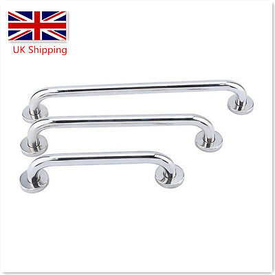30/40/60CM Stainless Steel Grab Bar Rail Safety Support Bathing Shower Handle