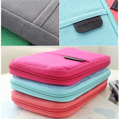 Passport Cover Holder Wallet Case Organiser Protector Travel Accessories