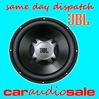 "Jbl Gt5-12 12"" Inch 1100 Watt Car Van Bass Subwoofer Cheap Same Day Dispatch"