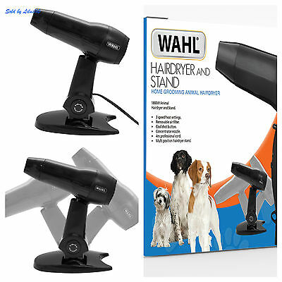 WAHL PET HAIRDRYER and STAND - MODEL: ZX657