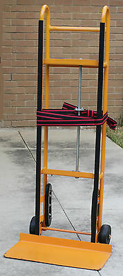 Heavy Duty Hand Trolley Truck For Moving Refrigerator Stair Trolley Climber New