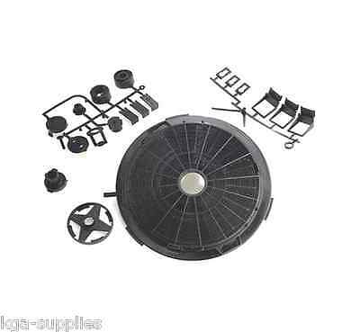 Universal Round Carbon Charcoal Cooker Hood Carbon Filter