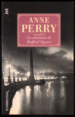 La Amenaza De Bedford Square - Anne Perry