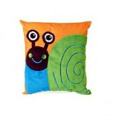 New Oops Pillow Happy Cushion Super Soft Cuddly Snail