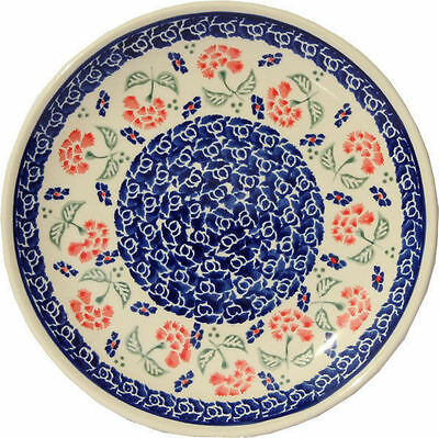 Polish Pottery Plate 7.5 Inch from Zaklady Boleslawiec Polish GU814/963