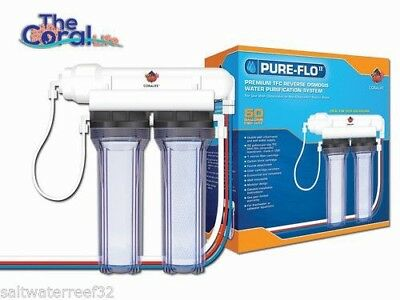 Coralife Pure-Flo II - 50 GPD RO System - FREE USA SHIPPING!!