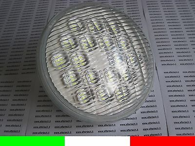 18x3w LAMP LIGHT LED PAR 56 WHITE FOR SWIMMING POOL 54w 400w 12v AC