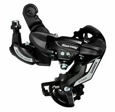 Shimano Tourney RD-TY500 Bike BIcycle Rear Derailleur 6 7 Speed Hanger Mount