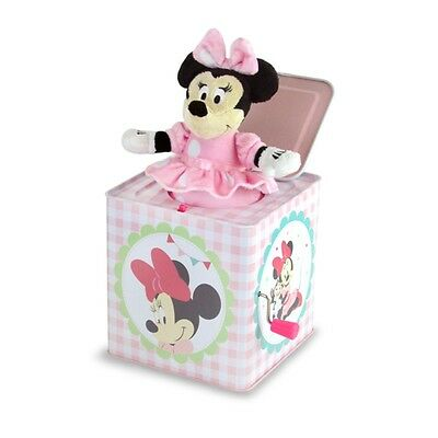 Minnie Mouse Jack In The Box