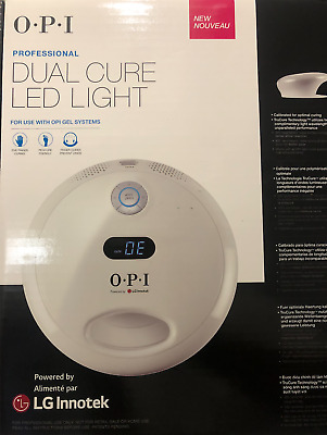 OPI Professional LG LED Light Gel Curing Lamp