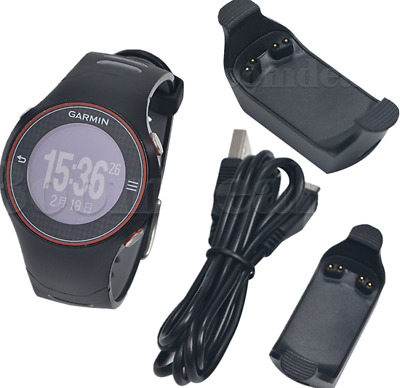 1m USB Data Cable Sync Charging Cradle For Garmin Approach S3 GPS Golf Watch