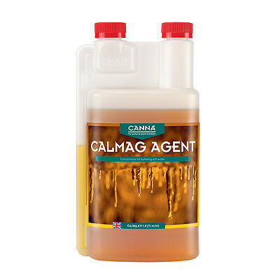 Canna CalMag Agent 1L Calcium Magnesium Cal Mag Nutrient Supplement Hydroponics