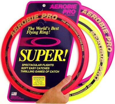 Aerobie Super Pro Frisbee 13 inch Sprint Flying Ring Garden Game
