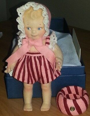 R. John Wright Peppermint Scootles Kewpie Doll LE No. 247 of 300 FREE SHIPPING
