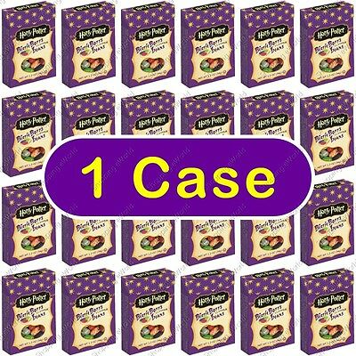 Harry Potter BERTIE BOTTS BEANS ~ CASE 24 x 1.2oz Boxes ~ Candy ~ FREE SHIPPING