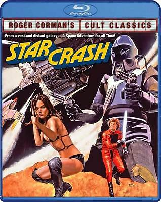 STAR CRASH (1978 Roger Corman) Region A - BLU RAY - Sealed